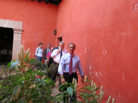 PARTIDOS POLÍTICOS DE RELIAL SE REUNIERON EN GUATEMALA